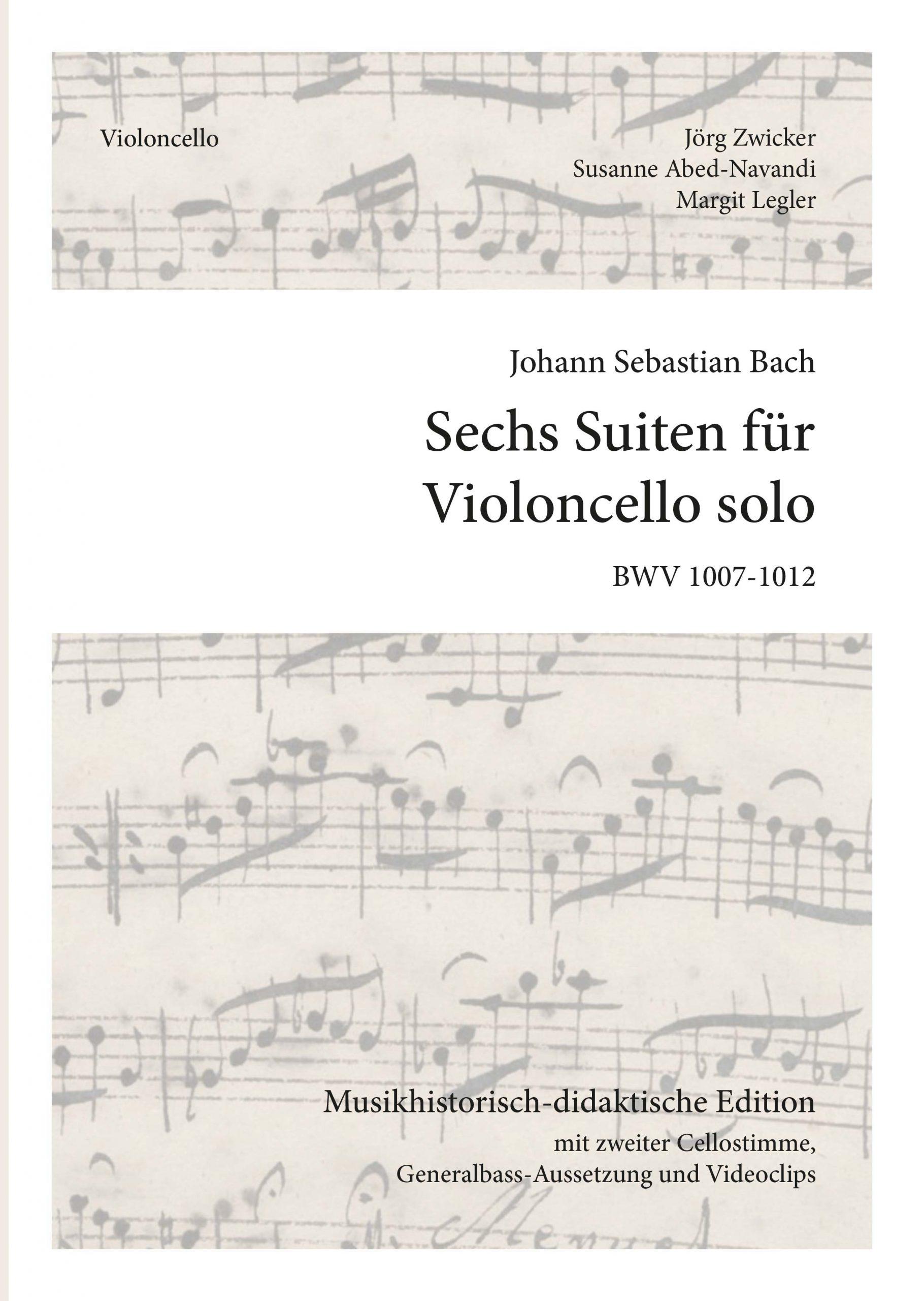 Neuerscheinung: Bach Edition